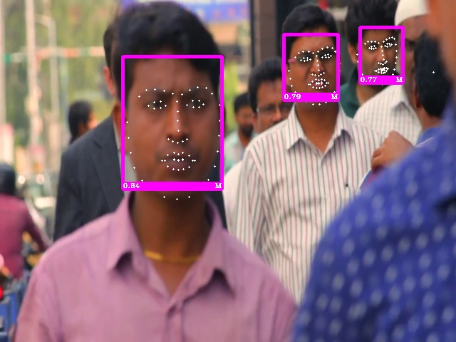 Face Detection using Web cam