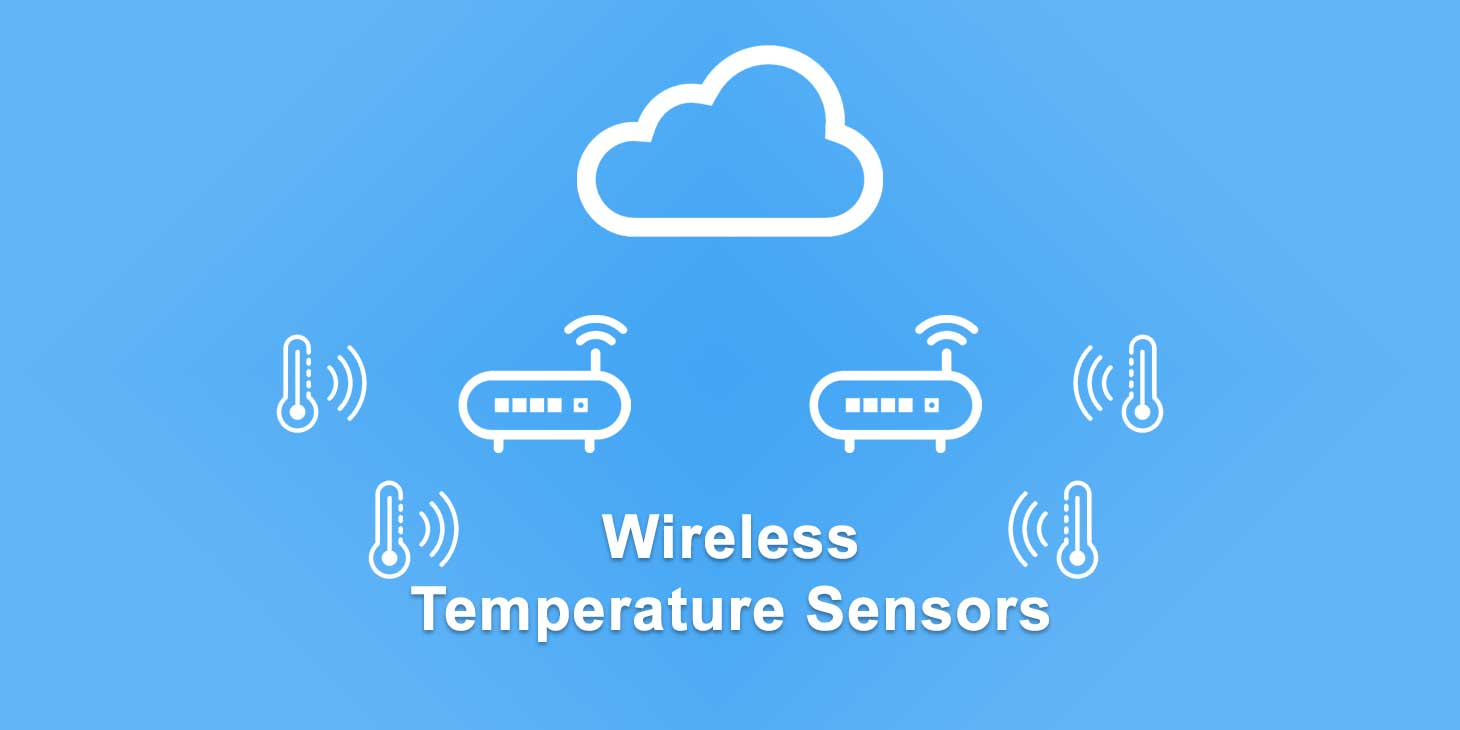 Wireless Temperature Sensors